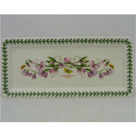 Botanic Garden Sandwich Plate