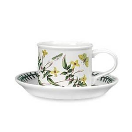 Botanic Garden Tea Cup & Saucer Drum