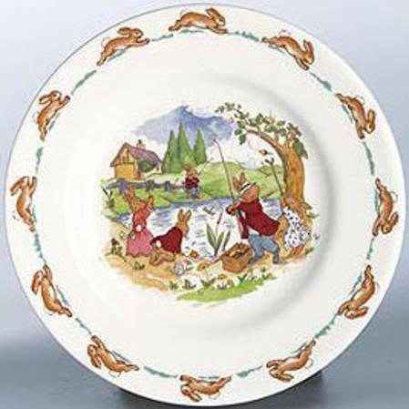 Bunnykins Plate 20cm