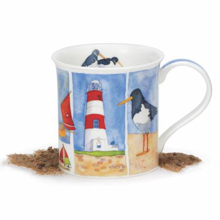 Dunoon Seabirds Lighthouse Mug