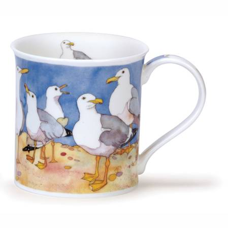 Dunoon Seabirds Seagulls Mug
