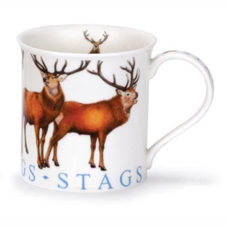 Dunoon Stag Mug