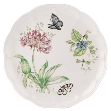 Butterfly Meadow Dinner Plate