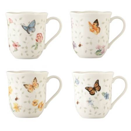 Butterfly Meadow Mug