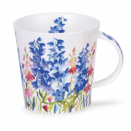 Dunoon Campagne Delphinium Mug