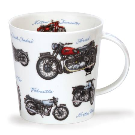 Dunoon Classic Collection Bikes Mug