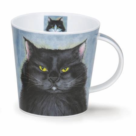 Dunoon Rouge's Gallery Black Cat Mug
