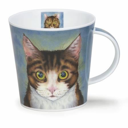 Dunoon Rouge's Gallery Tabby Cat Mug