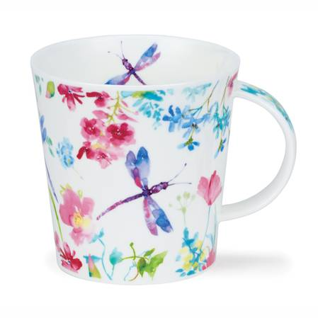 Dunoon Zerzura Dragonfly Mug