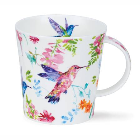 Dunoon Zerzura Hummingbird Mug