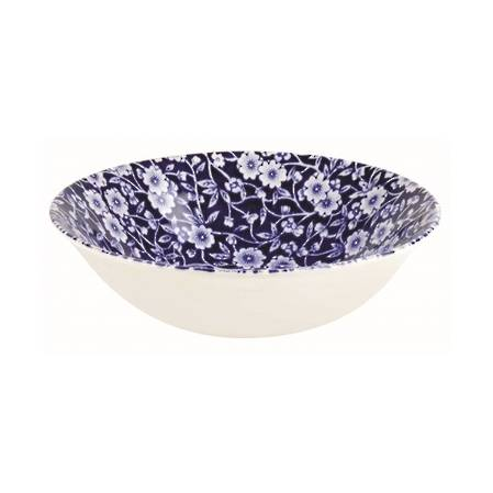 Calico Cereal Bowl