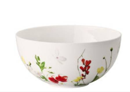 Fleurs Sauvages Cereal Bowl