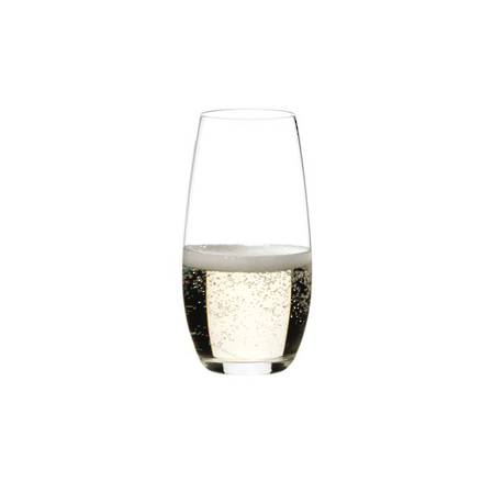Riedel 'O' Champagne Flute Pair