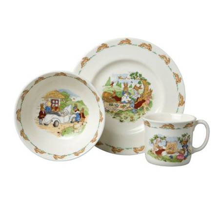Bunnykins Children's 3 Piece Set