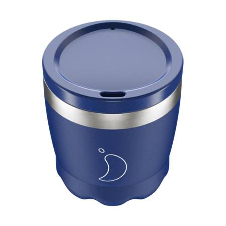 Chilly's Double Wall Blue Cup 230ml