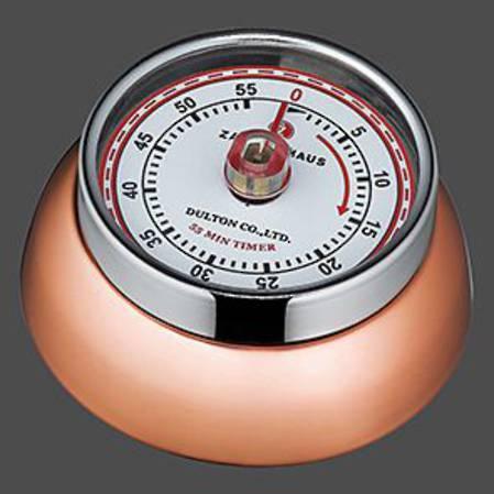 Zassenhaus Kitchen Timer - Copper