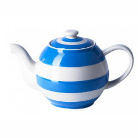 Cornish Blue Betty teapot