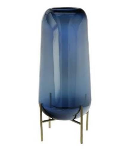 Deep Ocean 36cm Vase