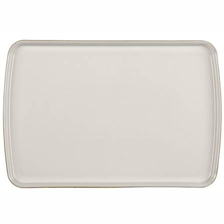 Canvas Rectangular Plate Large