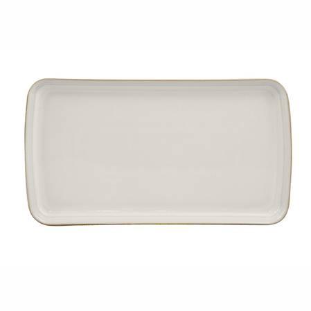 Canvas Rectangular Plate Medium