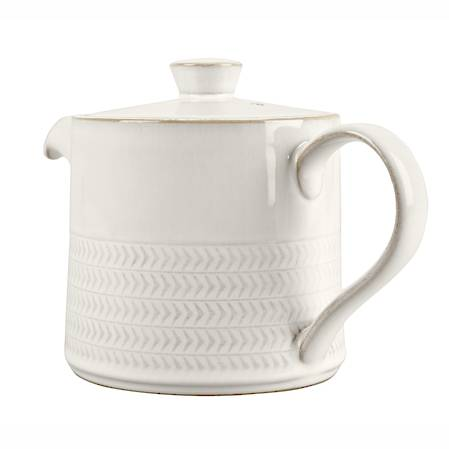 Canvas Textured Teapot