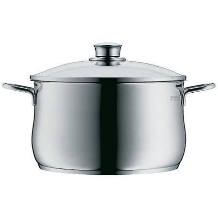 WMF Diadem Plus 24cm High Casserole