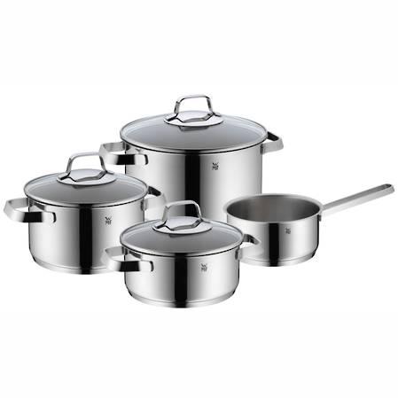 WMF Diamondis 4 Piece Cookware Set
