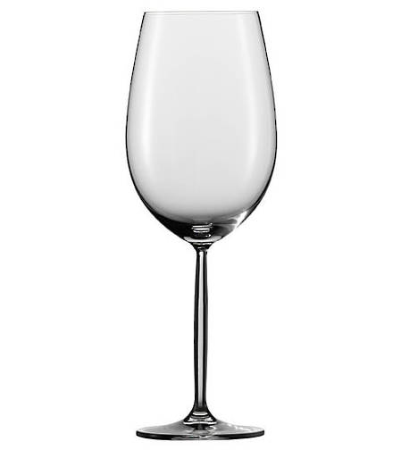 Diva Bordeaux Wine Glass Set