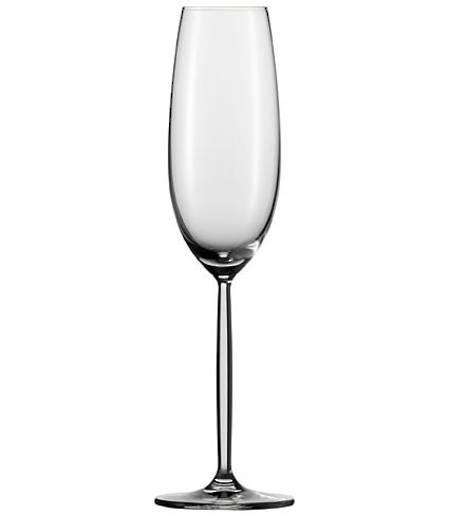Diva Champagne Flute Set of 6