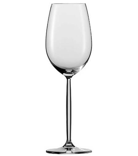 Diva White Wine Glass Set