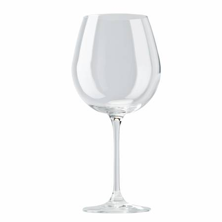 DiVino Red Wine Burgundy Glass Set of 6