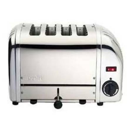 Vario Toaster 4 Slice Stainless