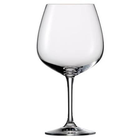 Vino Nobile Burgundy Pinot Noir Glass Set