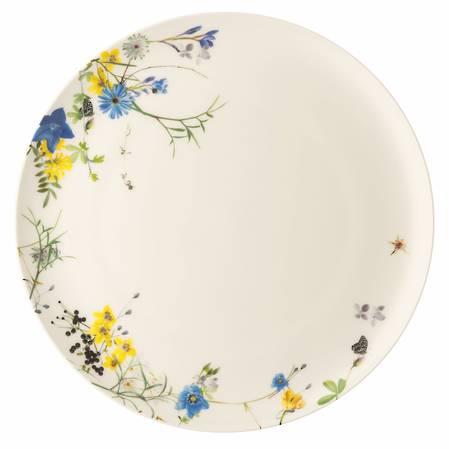 Fleurs des Alpes Coupe Dinner Plate