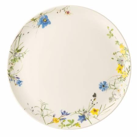 Fleurs des Alpes Coupe Lunch Plate