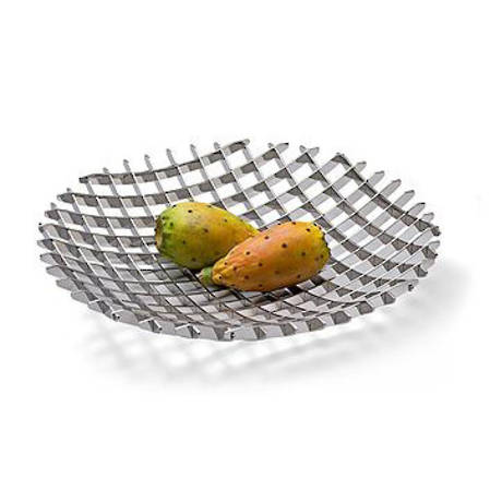 Grid Fruit Bowl 50cm
