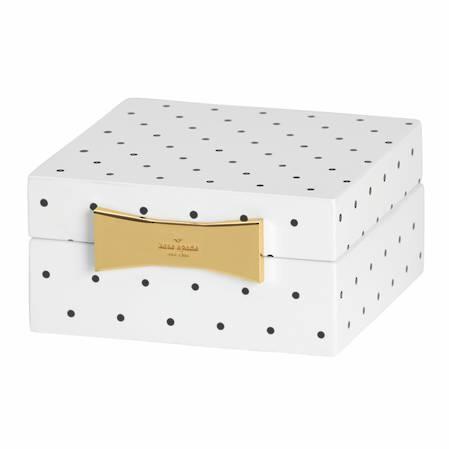 garden drive square jewellery box spot