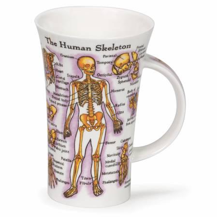 Dunoon Human Body Mug