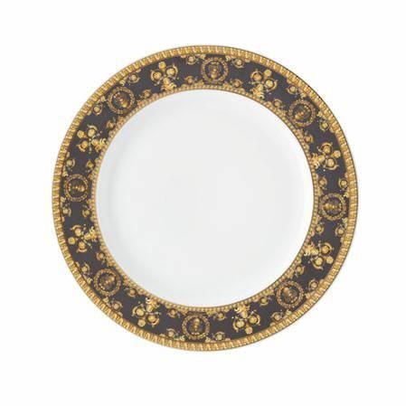 I Love Baroque Nero 22cm Plate