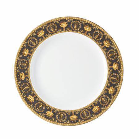 I Love Baroque Nero 27cm Plate
