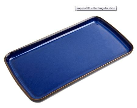 Denby Imperial Rectangular Plate