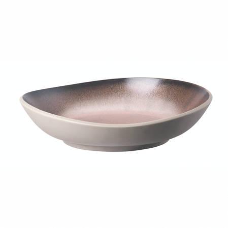 Junto Bronze 22cm Deep Plate