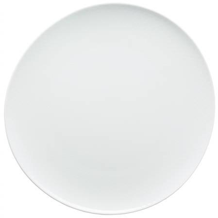 Junto White Service Plate 32cm