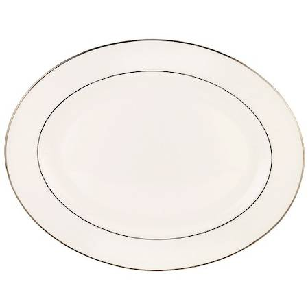 Lenox Platinum Oval Platter