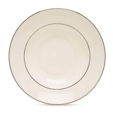 Lenox Platinum Rimmed Soup Plate