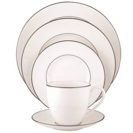 Lenox Platinum Tea Cup & Saucer