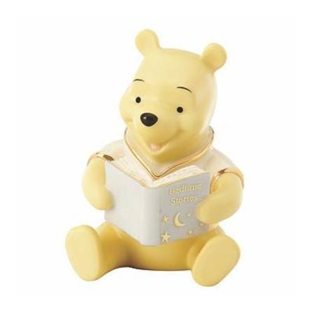 Pooh's Bedtime Story Figurine