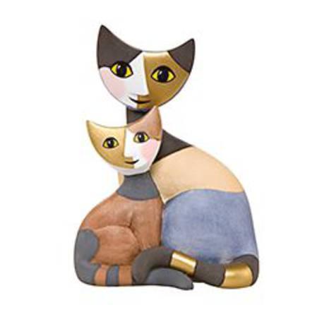 Miniature Cats 'Lieto & Cara'