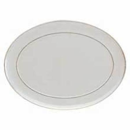 Linen Oval Platter