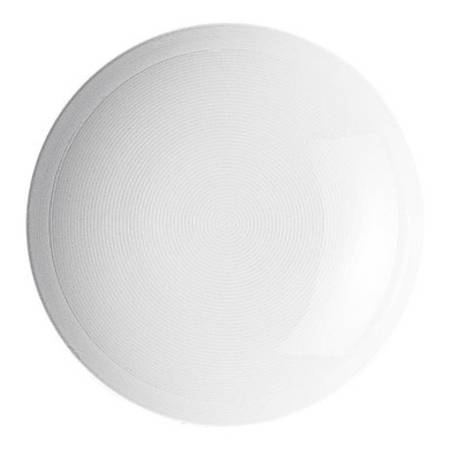 Loft White Deep Plate